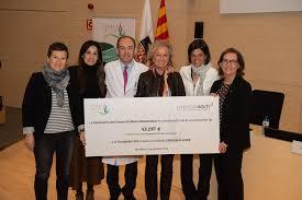 El premio M. Chiara Giorgetti a la investigación en cáncer de mama metastásico.